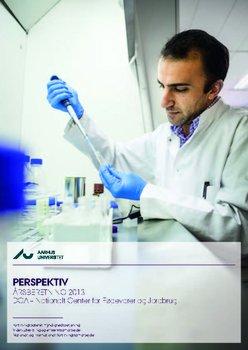 DCA årsberetning 2013